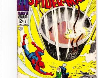 AMAZING SPIDER-MAN #61