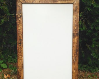 rustic dry erase board rustic whiteboard dry erase board farmhouse whiteboard framed dry erase board framed whiteboard wedding sign