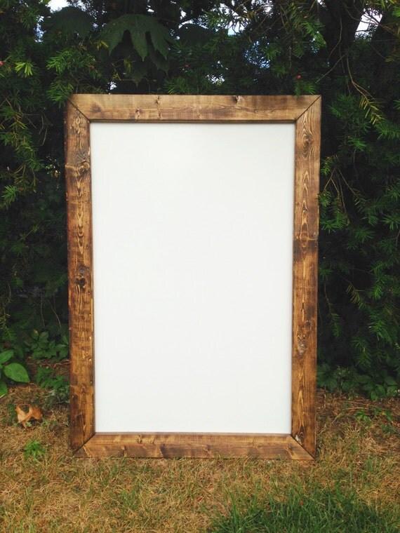 Rustic Dry Erase Board Rustic Whiteboard Dry Erase Board