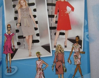 Simplicity 1913 Project Runway Dress Sewing Pattern 12-20