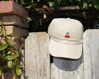 Cherry On Top- Off White hat