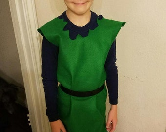 Custom Peter Pan Costume