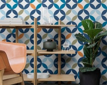 Unique Moroccan Wallpaper Related Items Etsy