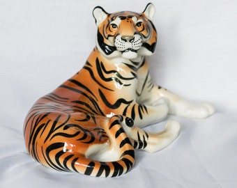 Tiger by Lomonosov USSR