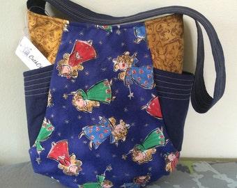 Tote Bag / purse - Angels