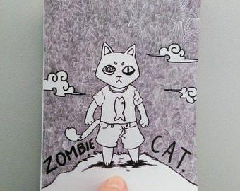 Zombie Cat Zine
