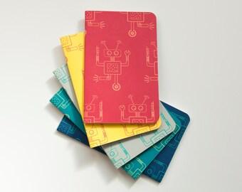 Notebook // ROBOTS