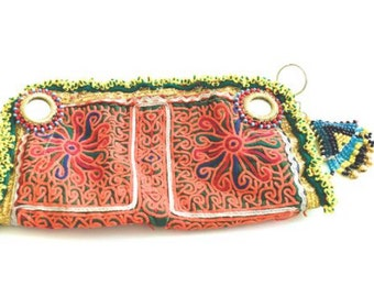 Afghan Tribal Clutch