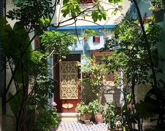 Tangier Courtyard