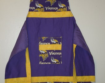 NFL Minnesota Vikings Kids Cooking and Craft Apron