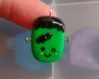 Frankenstein's Kawaii Monster charm