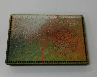 "Card Wallet ""Hexa"""