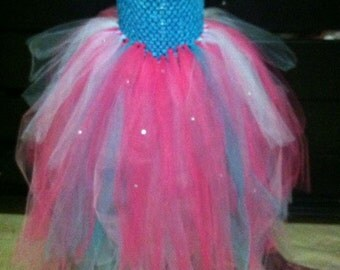 toddler/youth tulle dress