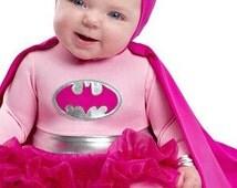 Infant Bat girl costume