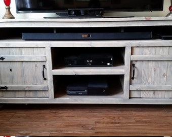 Rustic TV Stand/Entertainment Center