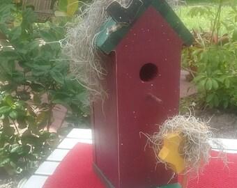 Southern Cottage Birdhouse