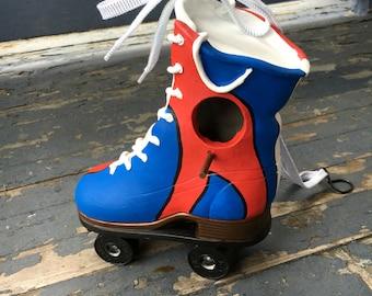Roller Skate Antik AR1 Limited Edition Bird Feeder Coach Derby Wife Gift Roller Derby