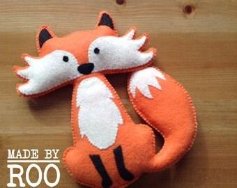 Woodland Friends Stuffie-Fox