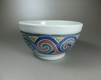 Celtic Spirals Bowl