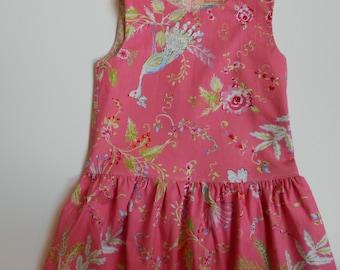 Girls Size 7 Pink Dress