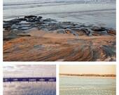 ocean print set, 3 photo set, gallery wall art, wall art set, three prints, beach print set, beach art, beach house decor, ocean decor