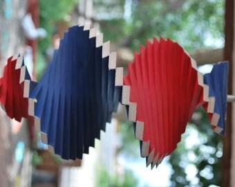 The Patriotic Wind Spinner