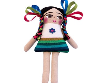 Mexican doll Adelita