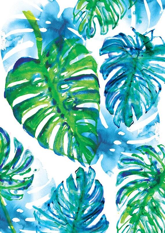 Jungle Print Archival Art