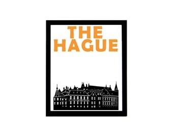 The Hague Print // Netherlands Art