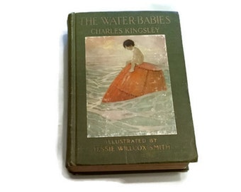 Water Babies - il by Jessie Willcox Smith - Charles Kingsley - 1916 Dodd Mead edition