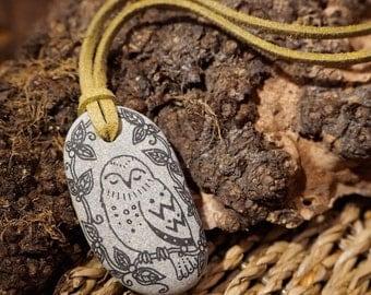 amulet - owl