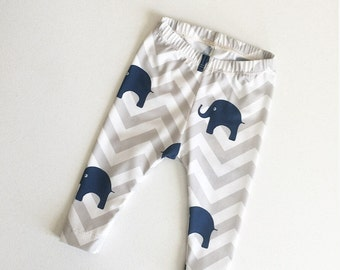 Baby Boy Leggings - Pants Only - Premium Custom Fabric