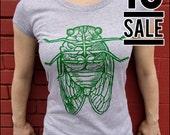 Cicada Women's Heathered Tshirt