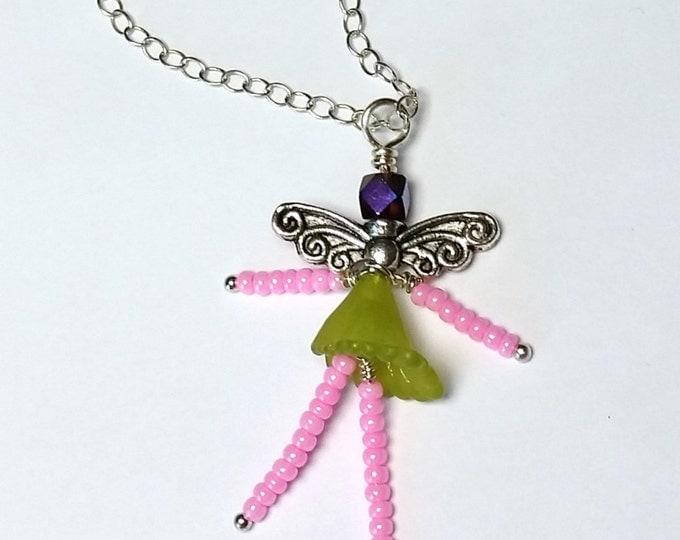 Fairy Companion Necklace