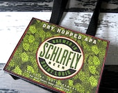 Schlafly Dry Hopped APA Beer Purse