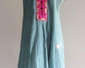 resort dress, beach dress , holiday wear, resort wear, embroidered dress, cruise wear, cruise dress, gypsy dress, hippy dress