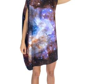 Westerlund Galaxy Jersey Dress