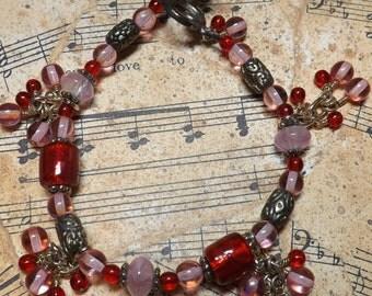 Cherries Jubilee Bracelet
