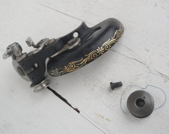 Vintage Singer Sewing Machine Bobbin Winder 66 1926