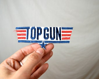 Vintage Top Gun Patch