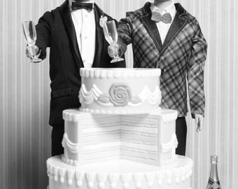 Let Get Married Guys! Fine Art Photograph