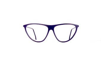 90s Gianfranco Ferre Eyeglasses Cat Eye Frames Women's 1990's Purple Frames #M470
