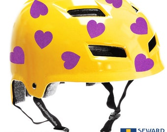Bike Helmet Etsy - Custom motorcycle helmet stickers and decalsbicycle helmet decals new ideas for you in bikes and cycle
