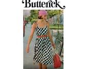 Butterick 4299 Bias cut pillowcase dress Size Medium Bust 34 - 36 inches