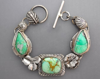 Natural Turquoise and Variscite