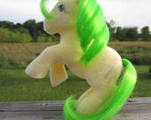RESERVED - G1 My Little Pony Magic Star - So Soft