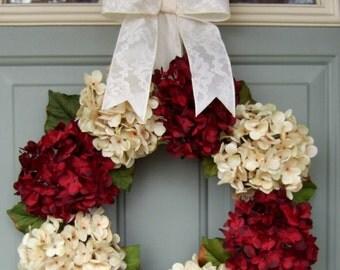 Christmas Wreath - Holiday Wreath - Christmas Door Wreath