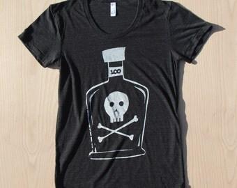 BOOZE! - Womens T-Shirt