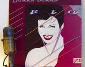 "ON SALE Duran Duran Vinyl Record Album LP Vintage 1980s Pop Rock and Roll Dance Party Simon LeBon ""Rio"" (1982 Harvest  w/""Hungry Like The Wo"