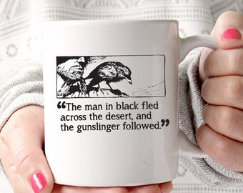 Gunslinger Dark Tower Coffee Mug